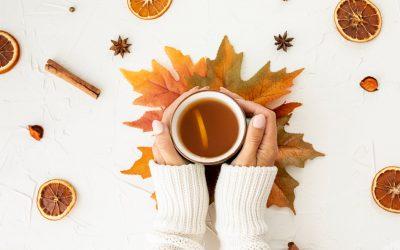 Oktober de maand van de herfst